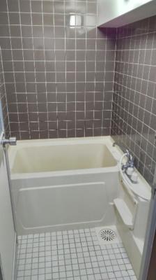 【浴室】ニューヴィラ広尾