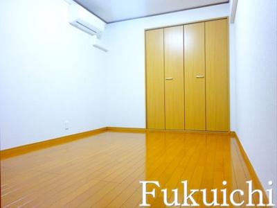 【寝室】ハウス八雲 第二