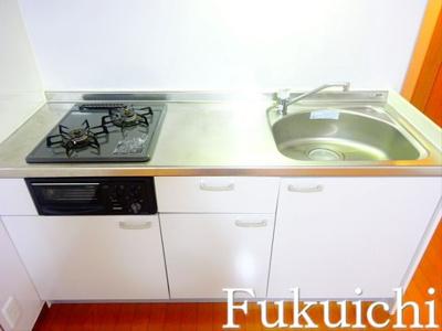 【キッチン】ハウス八雲 第二