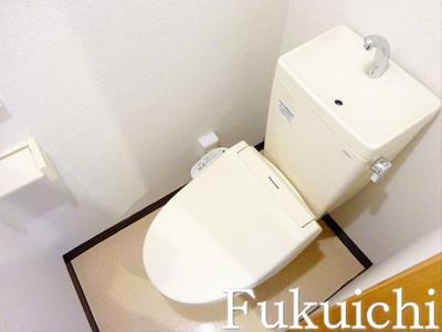 【トイレ】ハウス八雲 第二