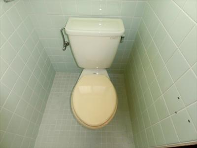 【トイレ】安谷屋アパート
