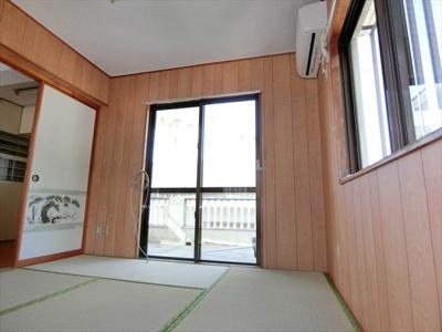 【和室】安谷屋アパート