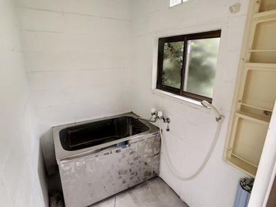 【浴室】武久町長屋 F棟