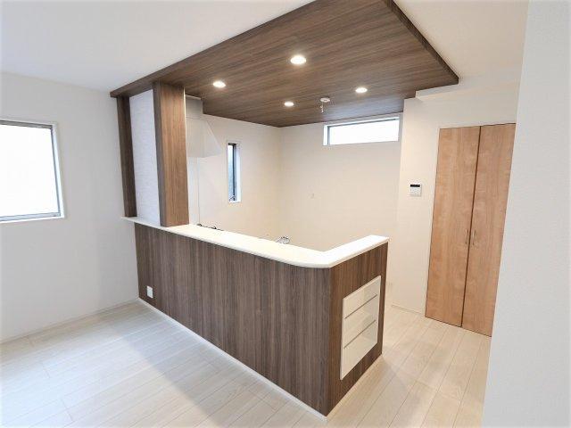 使いやすいキッチンです 三郷新築ナビ