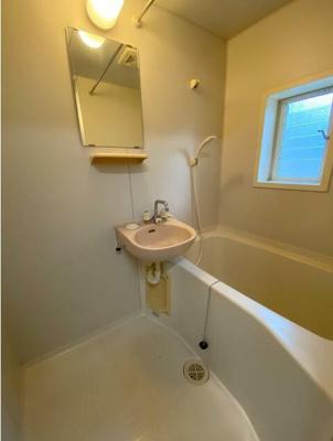 【浴室】エスポワールAWA