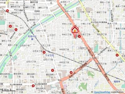 【地図】コートノブール