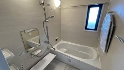 浴室も広いです☆