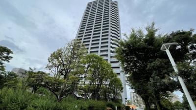 31階建てのタワーマンションです。