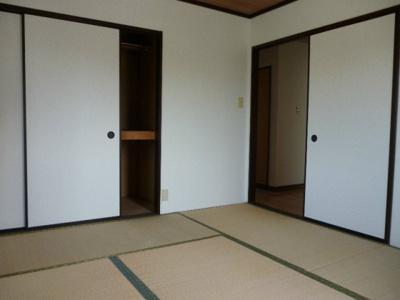 【寝室】メゾンエトワール