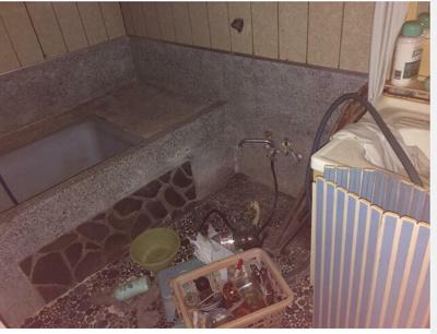 【浴室】田辺市龍神村