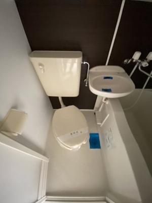 【トイレ】ユナイト石川町フレデリック