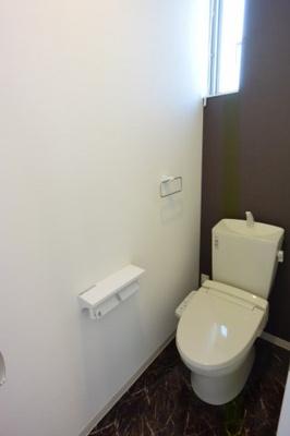 ※イメージ シンプルなトイレです。