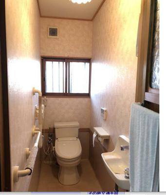 【トイレ】紀美野町下佐々