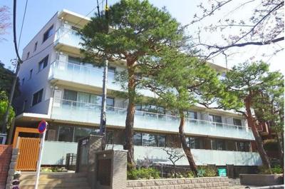 【外観】コルティーレ石神井公園