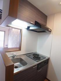 グランデュールSOGAのキッチン1 別室参照
