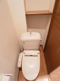 グランデュールSOGAのトイレ 別室参照