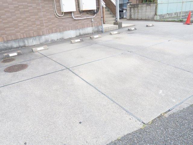 【駐車場】コーポ岡田