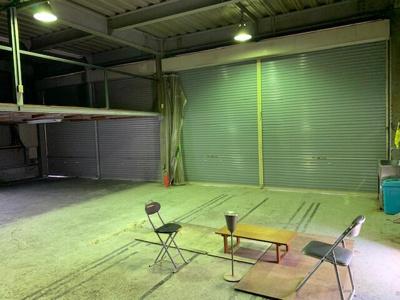 堺市西区北条町/2階建倉庫 約89坪