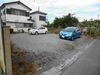 【外観】青田駐車場