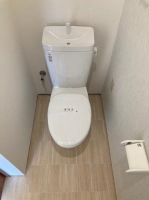 【トイレ】長池町住居付き貸店舗