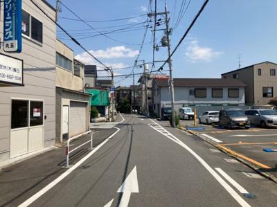 【周辺】長池町住居付き貸店舗