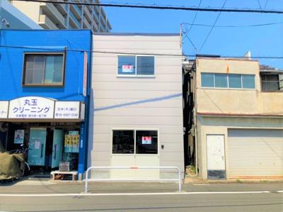 【外観】長池町住居付き貸店舗