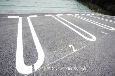 【駐車場】フォーレストガーデン