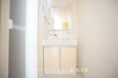 【独立洗面台】フォーレストガーデン