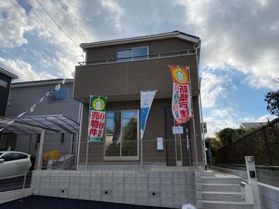 【外観】Cradle garden名東区赤松台第1  1号棟【仲介手数料無料】