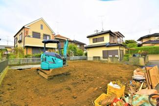 中山駅 徒歩22分!! 4LDK・南道路・カースペース3台・新築分譲住宅です!!