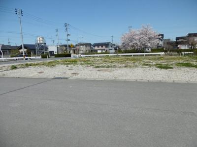 【外観】平川市猿賀南野土地温泉権
