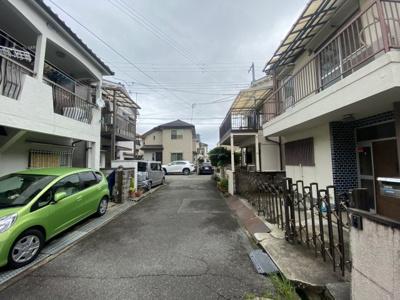 【前面道路含む現地写真】神戸市西区枝吉1丁目 中古戸建
