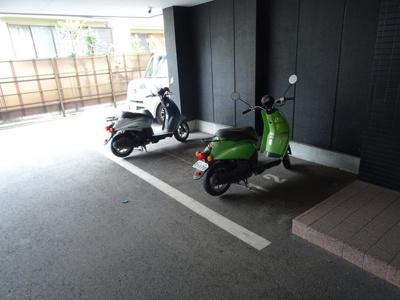 【駐車場】メゾンサイプレスⅡ