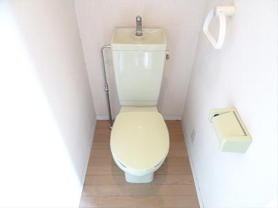 【トイレ】コーポはなみずき