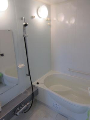 【浴室】泉ヶ丘アイプレイス