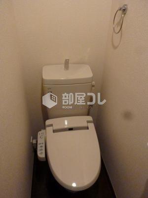 【トイレ】アーバンプレイス中野坂上Ⅳ A棟