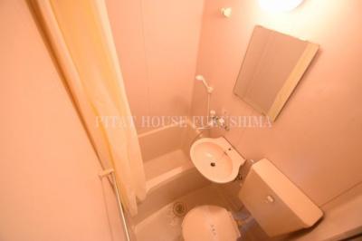 【浴室】シティプラザ海老江
