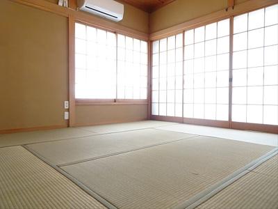 【寝室】本田アパート