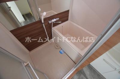 【浴室】大阪ベイタワーレジデンス