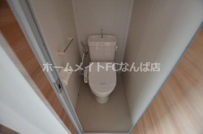 【トイレ】大阪ベイタワーレジデンス