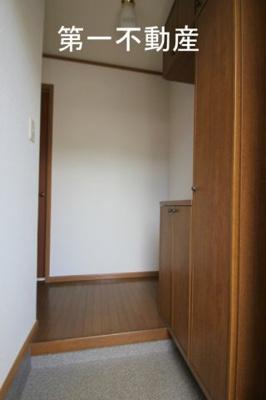 【玄関】トミーラッフィナート2