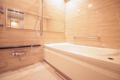 【浴室】グランドメゾン茨木下中条