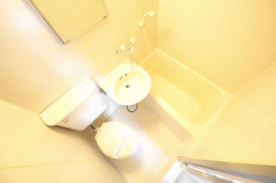 【浴室】朝日プラザ深草