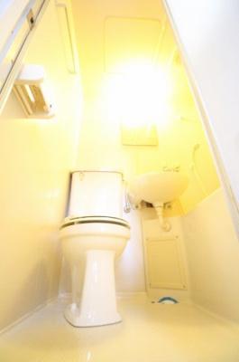【トイレ】朝日プラザ深草
