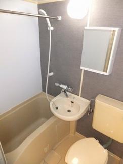 【浴室】パークアベニュー府中