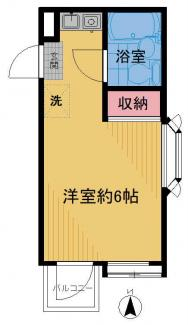 内装リフォーム済、大変きれいで使いやすいお部屋です。