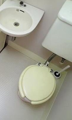 【トイレ】東和コーポ