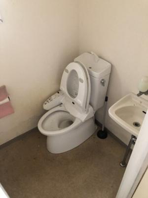 【トイレ】Aスタービル 右