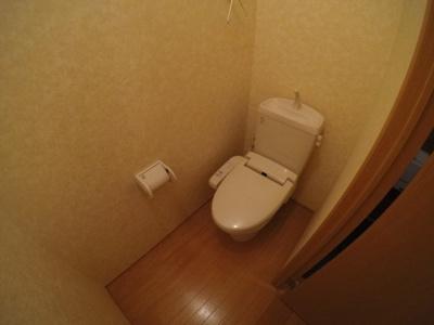 【トイレ】サクラハイツA