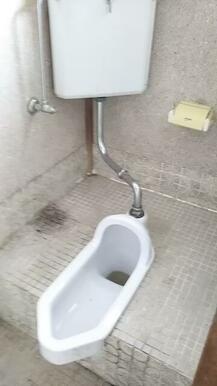 【トイレ】タツミハウス